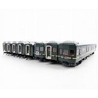 鉄道模型 TOMIX JR24系客車(特別なトワイライトエクスプレス8両フル編成)セット画像