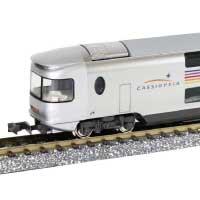 TOMIX JR E26系カシオペア12両 画像