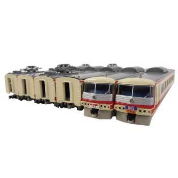 TOMIX Nゲージ 思い出の西武レッドアローセット 鉄道模型6両 画像
