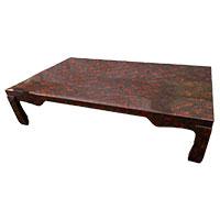 津軽塗 座卓 テーブル画像