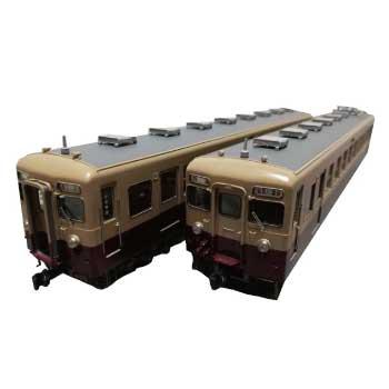 U-TRAINS HOゲージ 東武6000系 (快速 鬼怒川温泉 幕) 画像