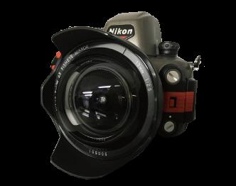 ニコン 水中カメラ NIKONOS RS R-UW AF Fisheye フィッシュアイ Nikkor 13mm f/2.8 中古品 画像