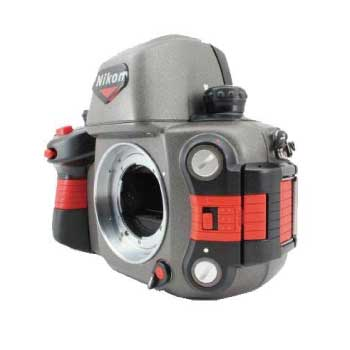 ニコン Nikonos RS AF 水中カメラ 水中専用一眼レフ + 20-35㎜ レンズ 画像