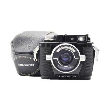 Nikon 水中カメラ NIKONOS II W-NIKKOR 35mm F2.5 単焦点 広角レンズ 画像