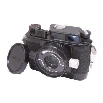 Nikon NIKONOS-Ⅲ NIKKOR 35mm F2.5 ニコン 水中カメラ 画像