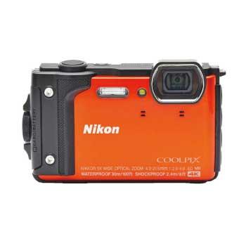 ニコン COOLPIX W300 防水 防塵 耐衝撃 4Kカメラ コンパクトデジカメ 画像