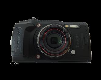 オリンパス タフ Tough TG-6 水中 コンパクトデジタルカメラ新品 画像