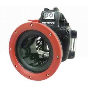オリンパス デジタル一眼カメラ用アクセサリー 防水プロテクター PT-EP13 画像