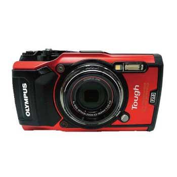 オリンパス 防水コンパクトデジタルカメラ Tough TG-5 Wi-Fi対応 画像