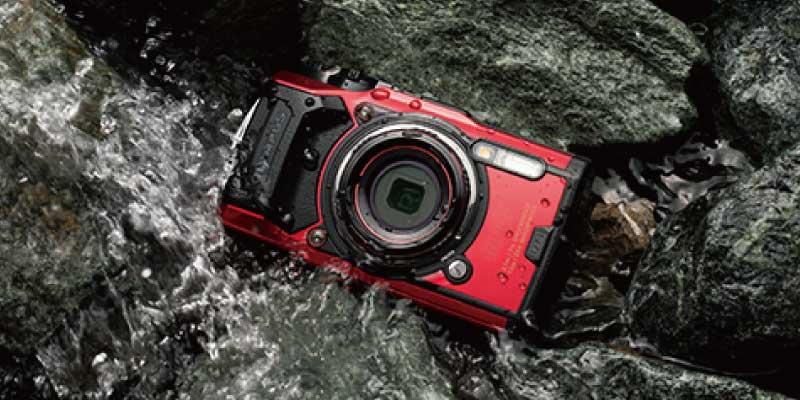 水中カメラ オリンパス とは 画像