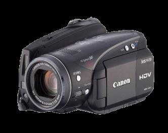 キヤノン フルハイビジョンビデオカメラ iVIS HV30 新品 画像