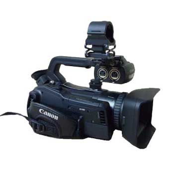 キヤノン 業務用デジタルビデオカメラ XF400 4K,60fps  画像