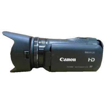 Canon デジタルビデオカメラ iVIS HF G20 内蔵32GBメモリー ブラック 画像