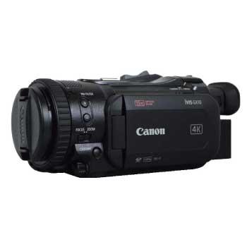 CANON iVIS GX10 4Kビデオカメラ 光学15倍ズーム 画像
