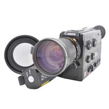 CANON キヤノン 1014XL-S 8mm シネカメラ 1チップCPU搭載 画像