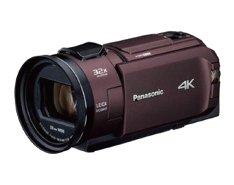 パナソニック デジタル4Kビデオカメラ HC-WZX2M 新品 画像