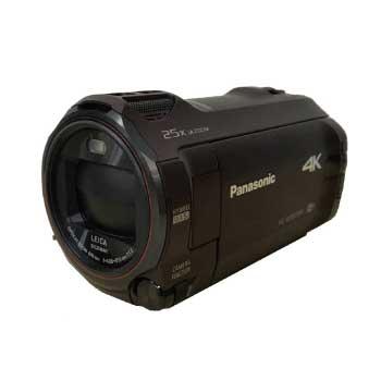 パナソニック デジタル4K ビデオカメラ HC-WX970M ブラウン 画像