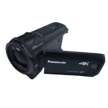 パナソニック HC-WX990M-K デジタル 4K ビデオカメラ ブラック 画像