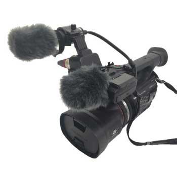 パナソニック AVCHDビデオカメラ フルハイビジョン ハンディカメラ HDC-Z10000 新3MOSシステム搭載  画像