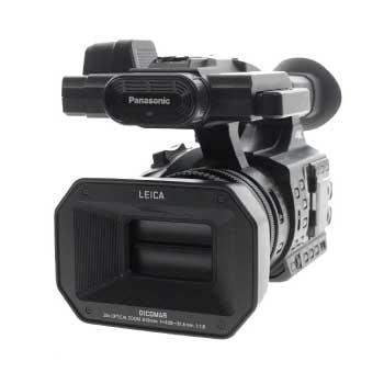 Panasonic HC-X1000 デジタル4Kビデオカメラ 4K Video Camera 2014年製 外箱 付属品付き 画像