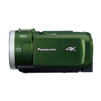Panasonic 4Kビデオカメラ HC-VZX2M-G フォレストカーキ 829 万画素 WiFi内蔵 フルハイビジョン動画 画像