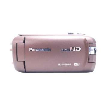 パナソニック デジタルハイビジョンビデオカメラ HC-W580M 32GB 画像