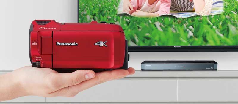 ビデオカメラ パナソニック とは 画像