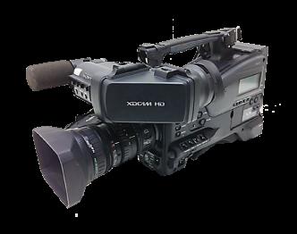 ソニー XDCAM EX カムコーダー PMW-320 業務用ビデオカメラ 中古品 画像