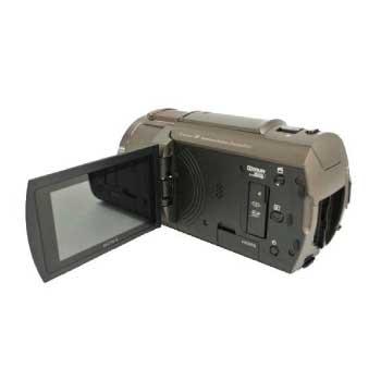 SONY ハンディカム ビデオカメラ デジタル4K FDR-AX45 ブロンズブラウン 画像
