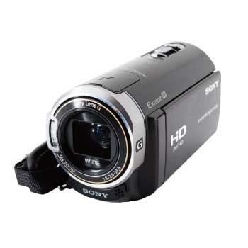 SONY デジタルHDビデオカメラレコーダー HDR-CX370V ハイビジョンカメラ 画像