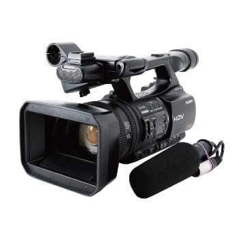 SONY HDVカムコーダー 業務用ビデオカメラ HDV HVR-Z5J 画像