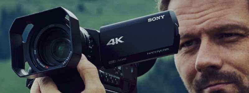 ビデオカメラ ソニー とは 画像