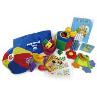 World Family /ワールド・ファミリー Play Along!Toys おもちゃのみ 英語教材用 新品 画像