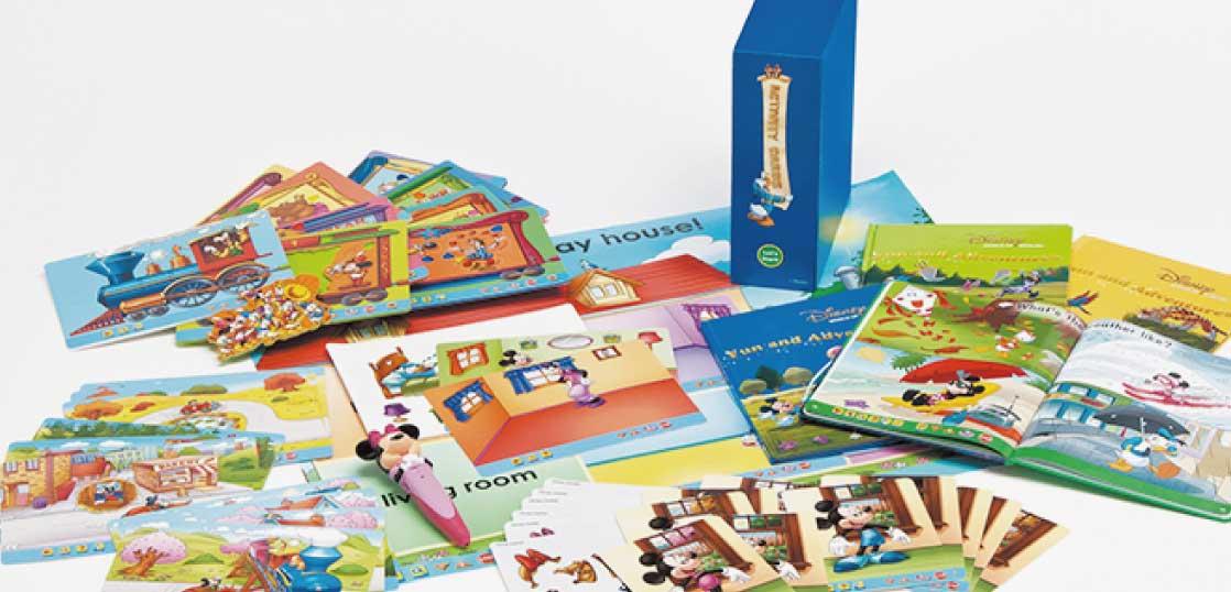 World Family /ワールド・ファミリー「ディズニー英語システム」(DWE) 注目のモデル