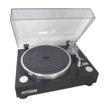 GT-750 レコードプレーヤー画像