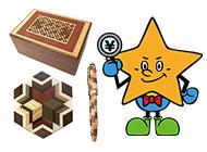 寄木細工の査定は買取スターへお任せください画像